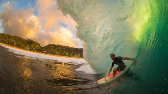 surf big